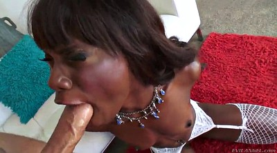 Close up, Anal interracial