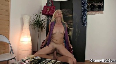 Skinny mature, Skinny blond