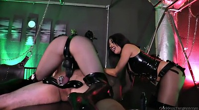 Latex boots, Latex bondage, Latex bdsm