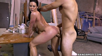 Kendra lust, Kendra, From behind