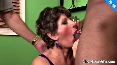 Housewife, Mature double penetration