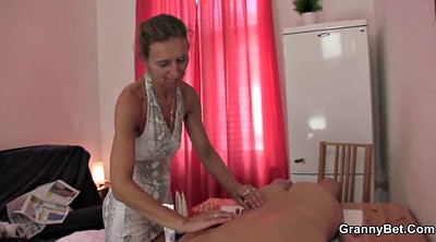 Mature massage, Granny massage