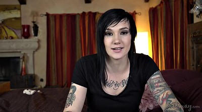 Reality, Tattoo, Beautiful lesbian, Interview