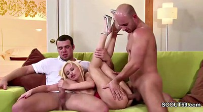Threesome, Mom boy, Step mom, Young boy, Boy and mom, Young and mom