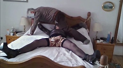 Spanking, Clothed