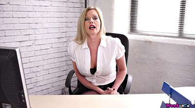 Boss, Office sex, Office milf, Milf boss, Vibrating