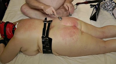 Whip, Whipped, Mature ass, Tit torture, Mature big ass