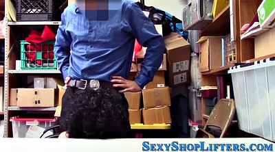 Shoplifter, Amateur latina