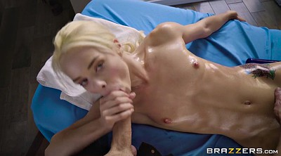 Elsa, Massage skinny, Skinny massage, Blonde pov