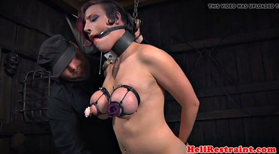 Caning, Bondage tits, Chains, Spank tits, Chained, Chain