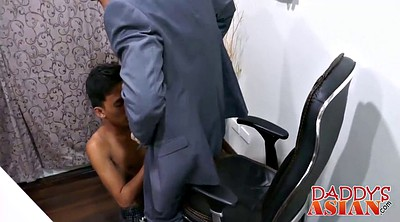Cute, Office gay, Gay asian, Office asian, Asian daddy, Meeting