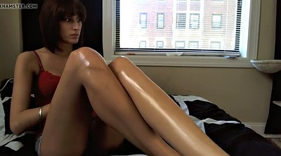 Foot, Oily