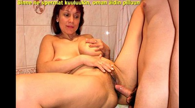 Russian mom, Russian mature, Milf mom