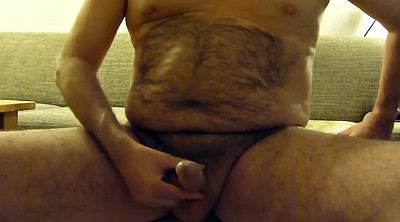 Hairy solo, Chubby solo, Webcam hairy