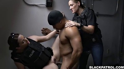 Interracial, Foursome, Punish, White pussy, White chubby