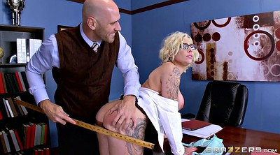 Spanked, Ass lick, Spank pussy, Harlow harrison