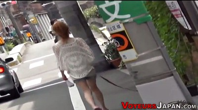 Japanese voyeur, Japanese hairy