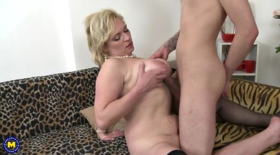 Mom and son, Mom son, Old and young, Son mom, Son and mom, Old cum