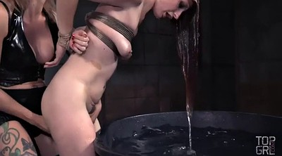 Water, Bdsm latex