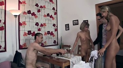 Bisexual, Granny threesome, Bisexual mature