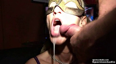 Cum in mouth, Milf creampie, Group creampie