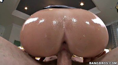 Oil, Oiled ass