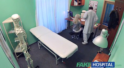 Hospital, Fake, Wet pussy