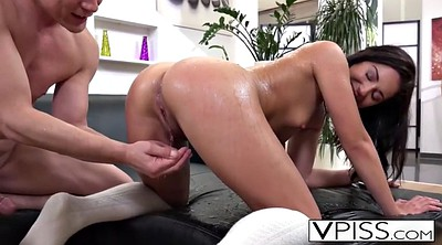 Big pussy, Spanked, Pussy spanking, Stretching pussy