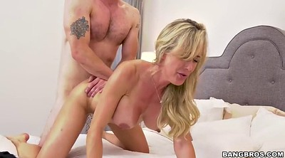 Mom, Brandi love, Cougar, Brandi, Hot mom, Mom seduce