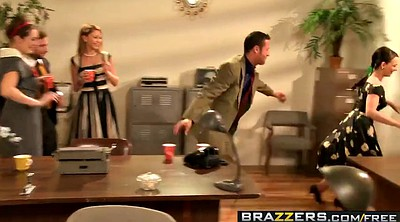 Brazzers, Big tit, Tits at work, Brazzers anal, At work