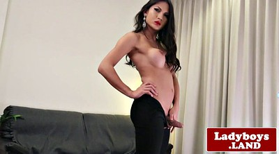 Tranny, Asian striptease