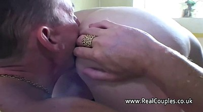 Mature couples, Amateur mature couple