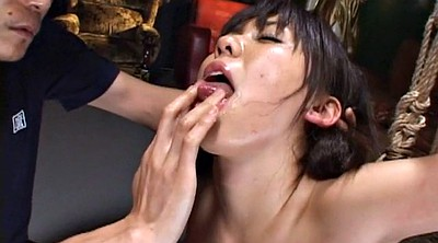 Spank, Orgasm, Asian spank, Rope