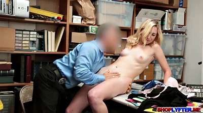 Teen fuck, Shoplifting