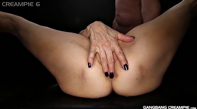 Creampie young, Creampies