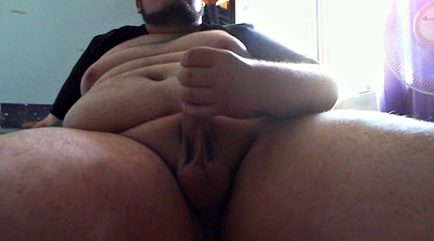 Masturbation man, Fat gay