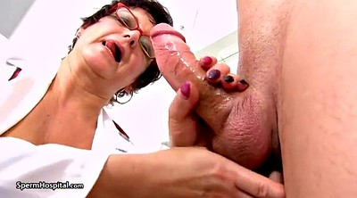 Hospital, Mature nl, Handjob mature