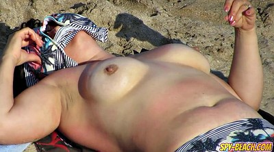 Big boob, Real wife, Wife beach
