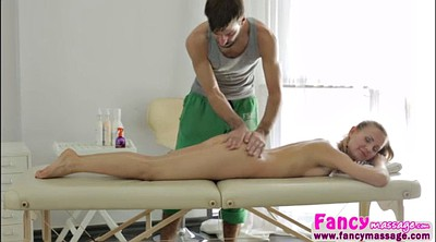 Big cock, Massage creampie