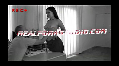 Whore, Casting anal
