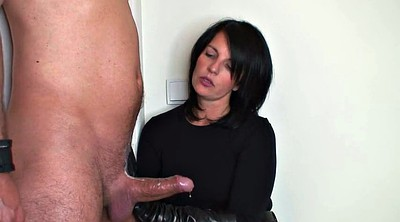 Gloves, Glove, Leather, Gloves handjob
