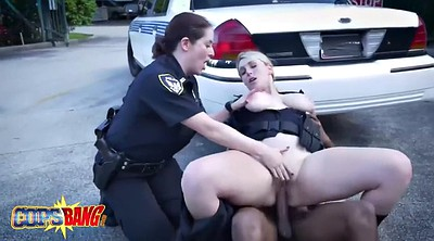 Street, Shaving, Throated, Black on blondes
