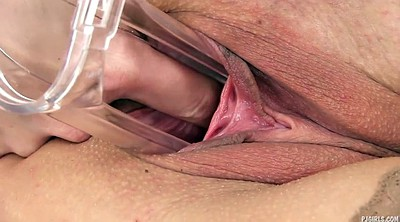 Gyno, Gaping, Speculum, Gaping pussy, Pussy gaping