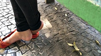 Candid, Street, Candid foot, Candid feet