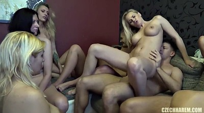 Harem, Czech blonde