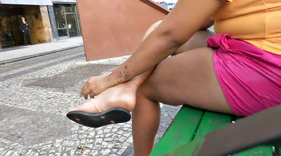 Girl, Fetish, Dirty foot, Feet soles, Brazilian feet
