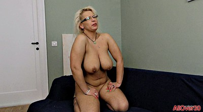 Glasses, Strip, Natural solo, Solo striptease