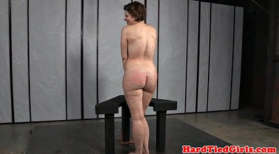Caning, Caned, Tied