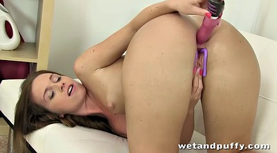 Anal toys, Gaping pussy