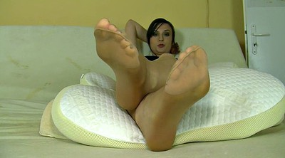 Nylon feet, Sole, Nylon foot, Foot sole